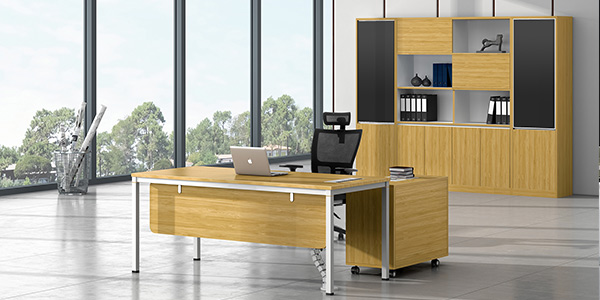 企业选购办公室桌椅颜色怎么搭配?